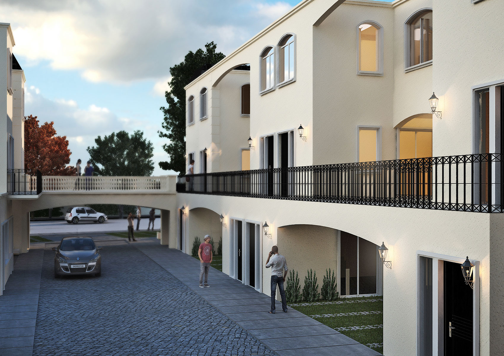 Villa carrodilla mr arquitectura for Espejo 70 mendoza